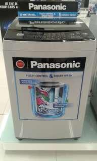 cicilan tanpa Dp mesin cuci panasonic 8kg