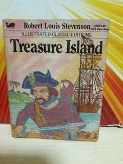 Illustrated classic Editions Treasure island
