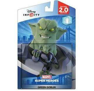 Marvel Super Heroes Green Goblin Disney Infinity Figure MISB