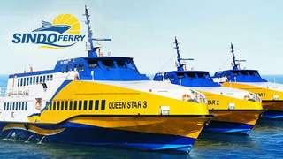 PROMO!! SINDO FERRY ETICKET (INDONESIA PASSPORT)