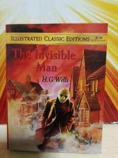 Illustrated classic Editions The Invisble Man