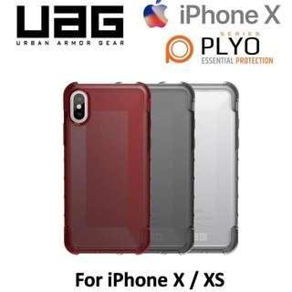 UAG Plyo Clear Case iPhone X / XS