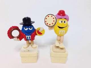 M & M's Action Figure