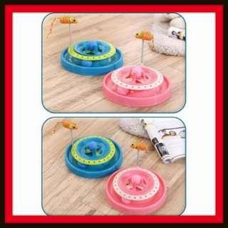 Cat Toy Spinner