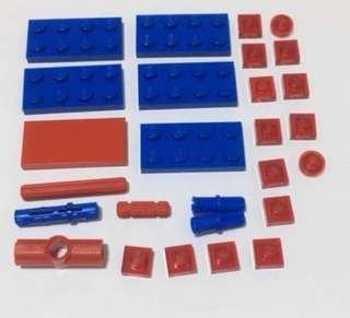 Lego Bricks E13 New