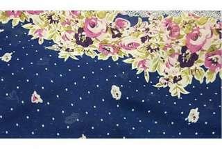 Chiffon printed shawl*free pos
