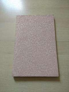 Handmade Lined Notebook