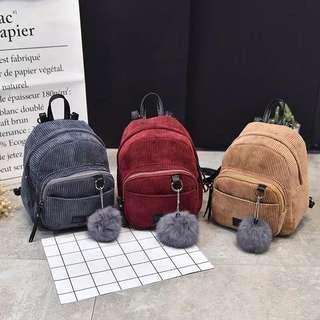 Mini back pack Import