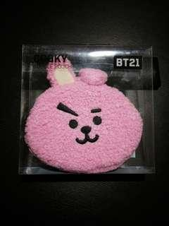 BTS BT21 COOKY POUCH & CHIMMY BOTTLE