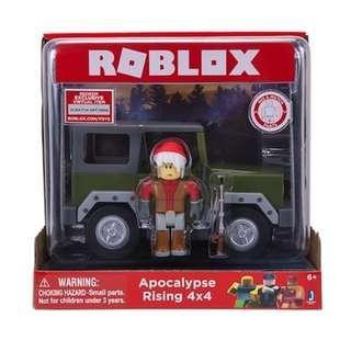 🚚 ROBLOX Vehicle Apocalypse