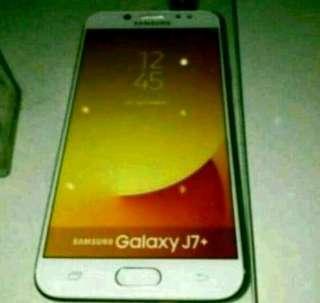 Samsung Galaxy J7 Plus Kredit Jakarta