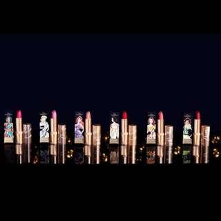 Colourpop Disney Lux Lipstick Bundle