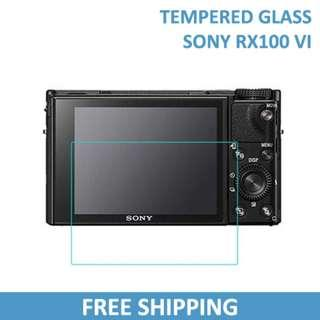 Sony RX100 VI Tempered Glass Screen Protector