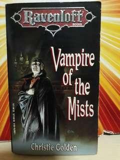 Ravenloft Vampire of the Mists
