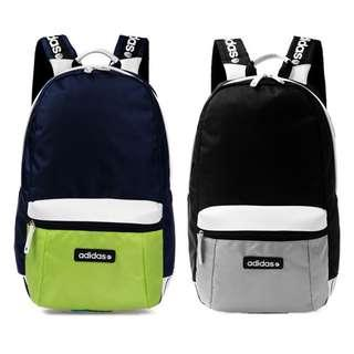 Young Neo Stylish Backpack Men Women Unisex Shoulder Adidas Bag