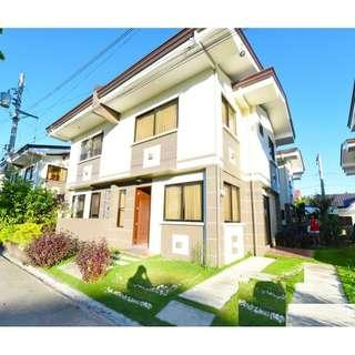10% Downpayment Move-in Agad House and Lot For Sale in Liloan Cebu