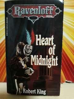 Ravenloft Heart of Midnight