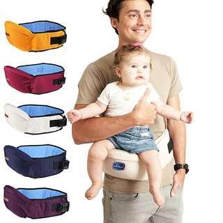 Baby Carrier Hip Seat Waist Stool Walkers