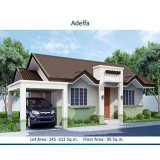 Single detached house and lot for sale 3 bedrooms in talisay city cebu