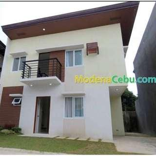 4 Bedrooms single attached house and lot for sale in liloan cebu