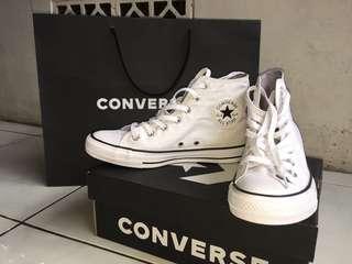 Converse White blink Chuck Taylor