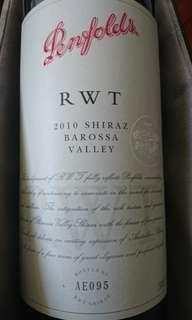 澳洲紅酒 - 2010 Penfolds RWT Shiraz