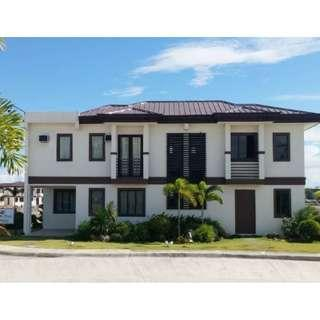 Park Place ll Duplex House and Lot For Sale in Babag ll Lapu Lapu City Cebu