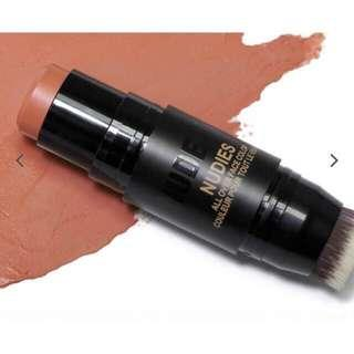 NUDIES ALL OVER FACE COLOR MATTE (In The Nude)