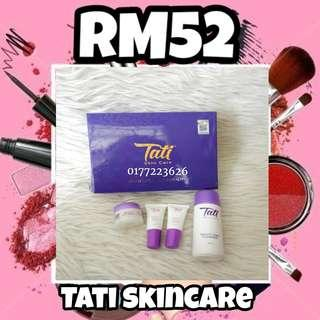 Tati Skincare new pakaging