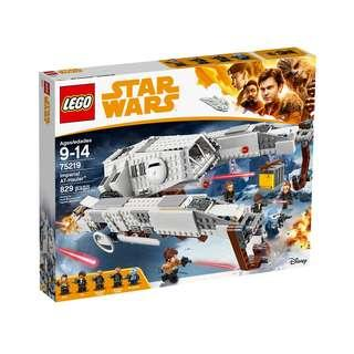 (SOLD OUT) Lego Star Wars  75219   Imperial AT-Hauler