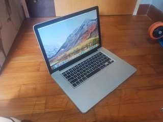 Macbook Pro 15inch,i5,Mid 2010,1gb graphic CHEAP!!