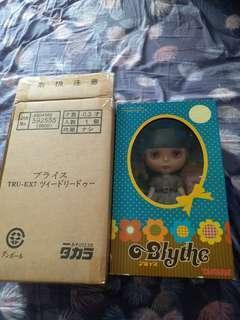全新Blythe TRU -EX7