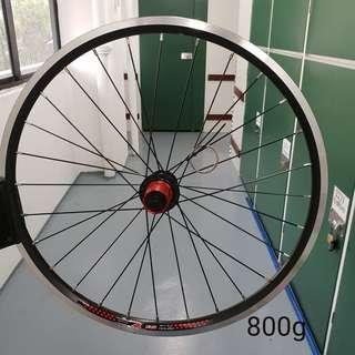 Litepro Kfun 451 22inch wheelset - 11speed ready