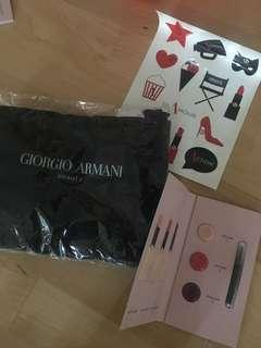 Armani lip
