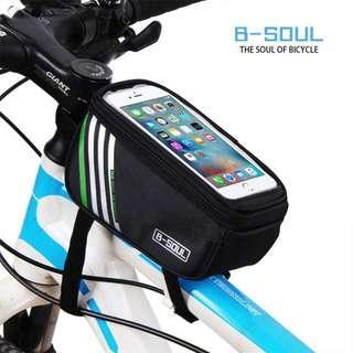 5.5inch bike phone pouch bag