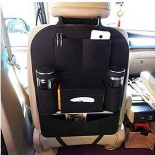 (Set of 2) Multi Function Auto Car Seats Receive Bag