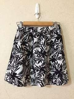 For Me Floral Skirt