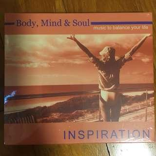 Body, Mind & Soul - Inspiration ( CD )