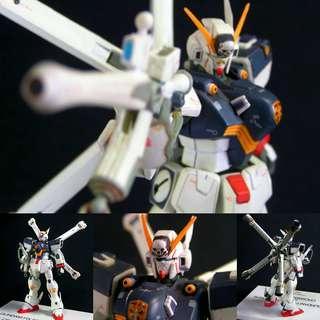 GUNDAM FIX FIGURATION 0016-a クロスボーンガンダムX-1 & 0016-b クロスボーンガンダムX-2