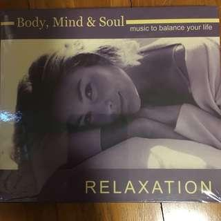 Body, Mind & Soul - Relaxation ( CD )