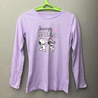 Snoopy Girl size 8years & 12years