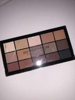 Makeup Revolution Reloaded Basic Mattes Palette