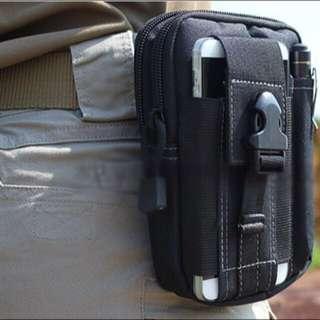 Man waist pouch bag