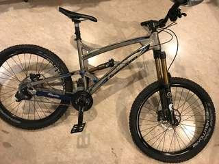Transition Covert 26 mountain bike medium frame