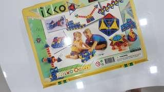 Klikko constructions set
