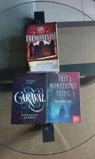 Fantasy book bundle