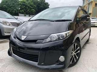 2013' Toyota Estima Areas-G Facelifted 2.4 AT(7人乘)