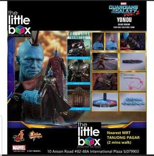 [STOCK] HOT TOYS 1/6 SCALE GUARDIANS OF THE GALAXY VOL. 2 YONDU DELUXE VERSION MMS436