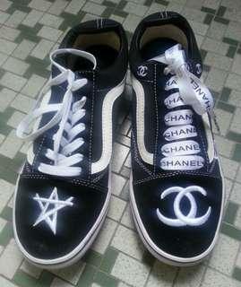 Vans x Chanel Shoes