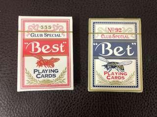 Best and Bet Card 啤牌
